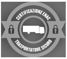 Certificazione ENAC - Trasporti Defilè
